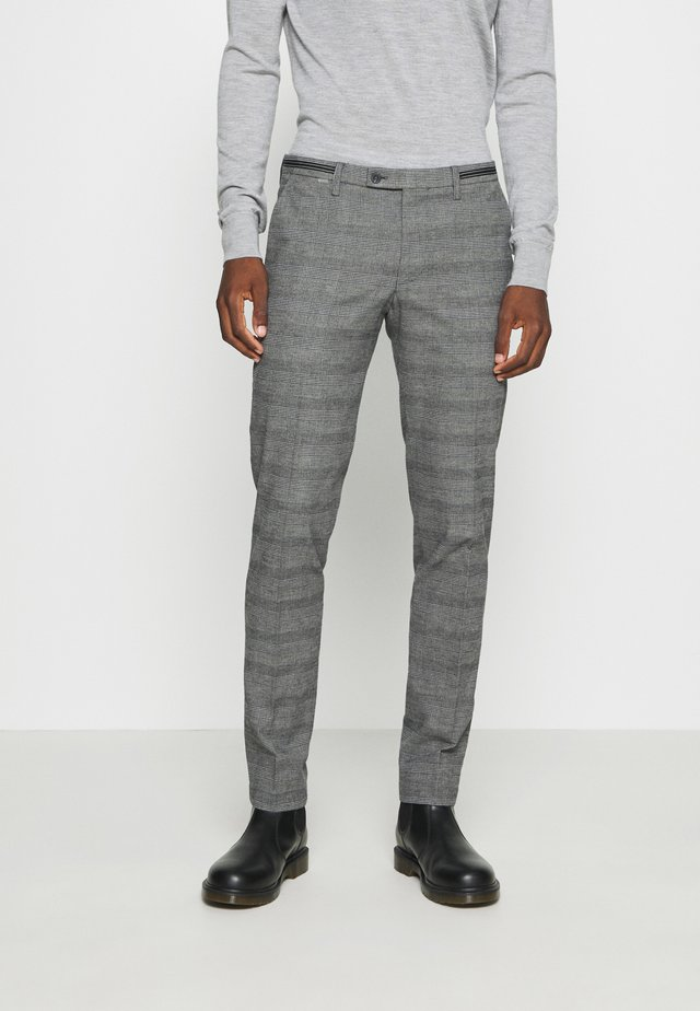 CIBRAVO TROUSER - Trousers - grey