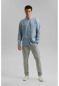 Esprit Collection - Shirt - light blue - 4