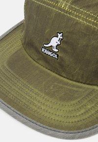 Kangol - HEAT REACT PANEL UNISEX - Keps - lime - 5