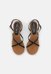 Proenza Schouler - VASE STRAPPING  - Sandals - black - 4