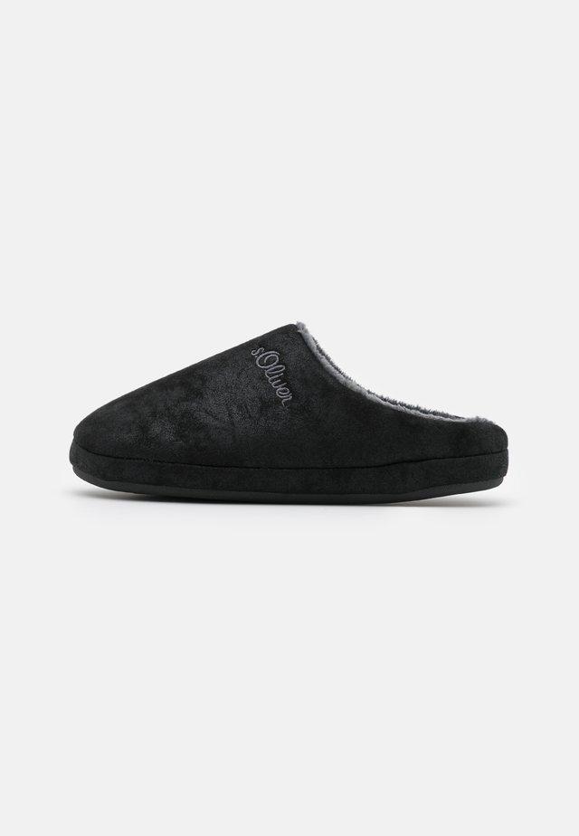 SLIDES - Pantuflas - black