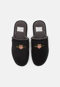 GANT - TAMAWARE - Slippers - black - 3