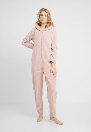 ONESIE REINDEER - Pyjamas - rose smoke