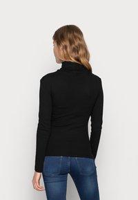 Anna Field MAMA - NURSING - Long Sleeved Top - Topper langermet - black - 2