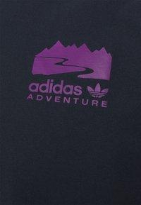 adidas Originals - FLMOUNT TEE - Print T-shirt - legend ink - 8