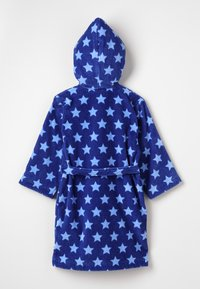 Sanetta - Dressing gown - caribian blue - 1