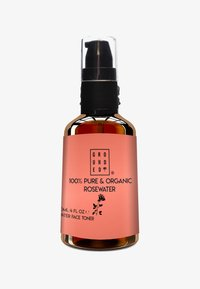 Grounded - ORGANIC ROSE WATER - Tonico viso - - - 0