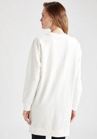 DeFacto - Sweatshirt - ecru - 2
