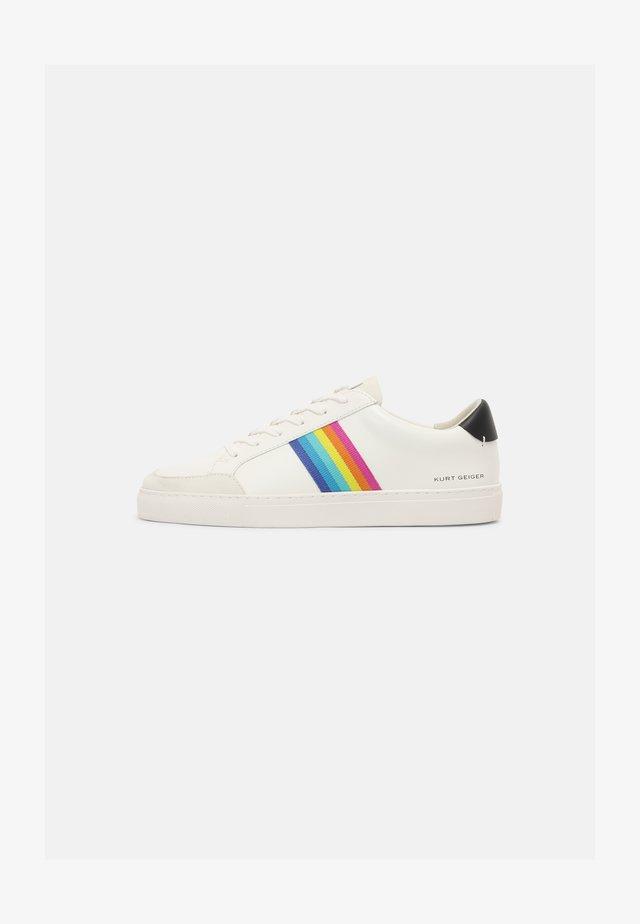 LANE WEBBING - Sneakers laag - white combo
