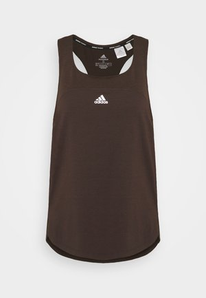 AERORDY TANK - Top - brown