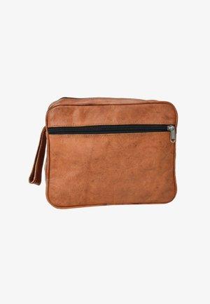BILLIE - Kosmetická taška - braun