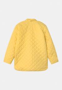 ARKET - Short coat - yellow - 2