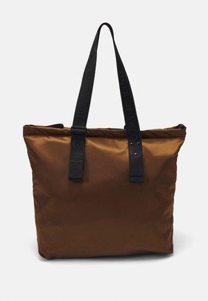 BLAUE UNISEX - Shopping Bag - brown