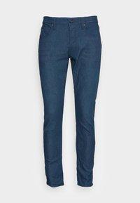 G-Star - STRAIGHT TAPERED - Straight leg jeans - antique worker denim raw denim - 3