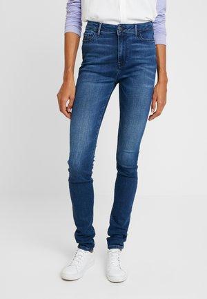 HARLEM ULTRA ERIN - Slim fit jeans - dark-blue denim