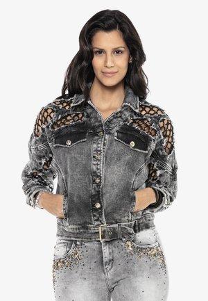 WJ177 - Denim jacket - anthracite