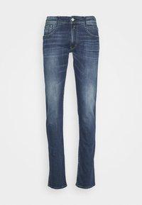 ANBASS - Slim fit jeans - medium blue