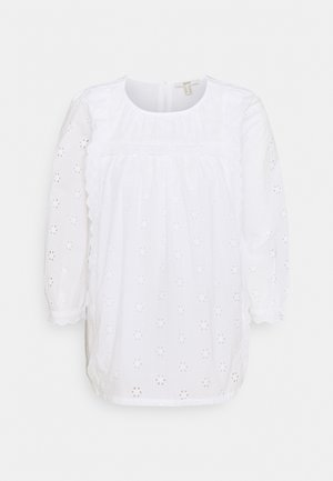 BLOUSE - Pusero - white