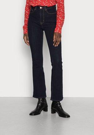 Flared Jeans - indigo mix