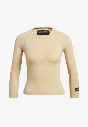 FORMOTION PRIMEGREEN WORKOUT COMPRESSION - T-shirt sportiva - hazbei