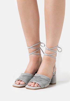 KAHLO - Sandals - grey