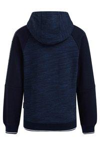 WE Fashion - Sweater met rits - blue - 4