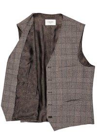 Carl Gross - CG WILSON - Suit waistcoat - braun - 2