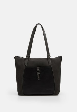 LONE - Handbag - dark grey