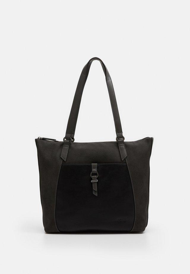 LONE - Handbag - dark grey