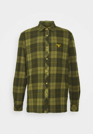 CUMBERLAND  - Shirt - dusty olive