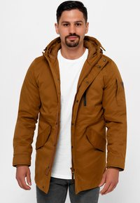 INDICODE JEANS - Parka - rubber - 0