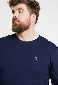 GANT - THE ORIGINAL - Långärmad tröja - evening blue - 4