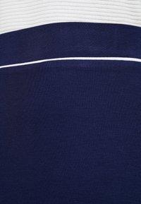 Anna Field - BASIC - Áčková sukně - dark blue - 4