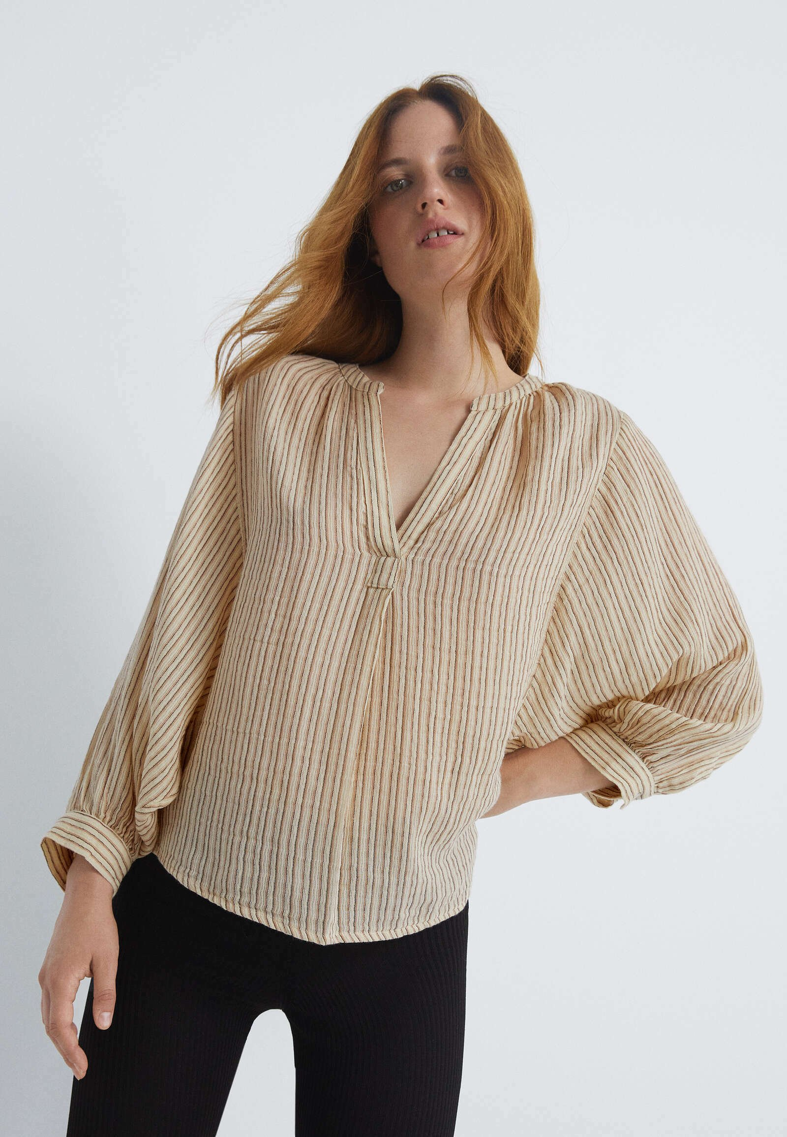 Donna LONG-SLEEVED - Camicetta