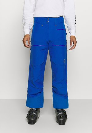 LOFOTEN - Snow pants - blue