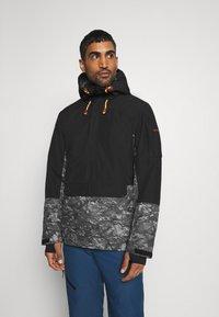 Icepeak - CARNAC - Ski jacket - black - 0
