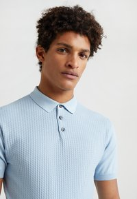 Sand Copenhagen - RETRO - Polo - blue - 4