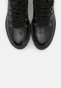 Kennel + Schmenger - ELA - Platform ankle boots - schwarz - 5