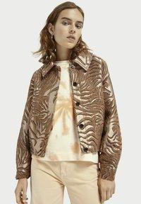Scotch & Soda - JACQUARD - Light jacket - combo a - 0