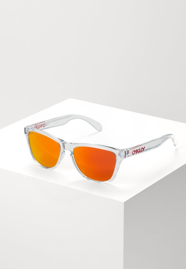 FROGSKINS - Sunglasses - clear / ruby
