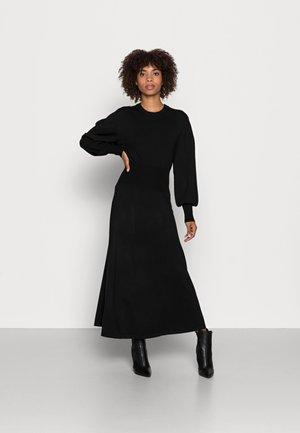 TIVO DRESS - Jumper dress - black