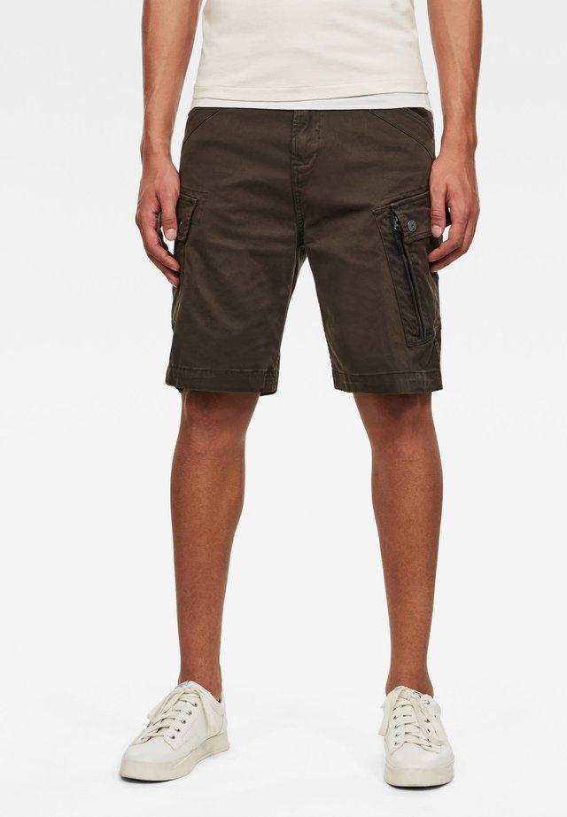 ROXIC - Pantalon cargo - grey