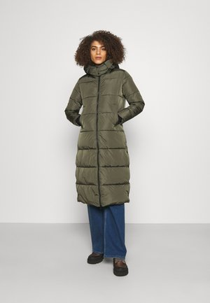 MEGACOLETTE - Winter coat - dusty olive
