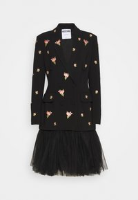 MOSCHINO - DRESS - Vestido de cóctel - black - 0