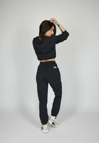 one more story - ICON - Pantalones deportivos - black - 1