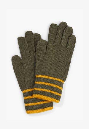 Gloves - olive