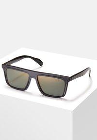 Yohji Yamamoto Eyewear - Sunglasses - black - 1