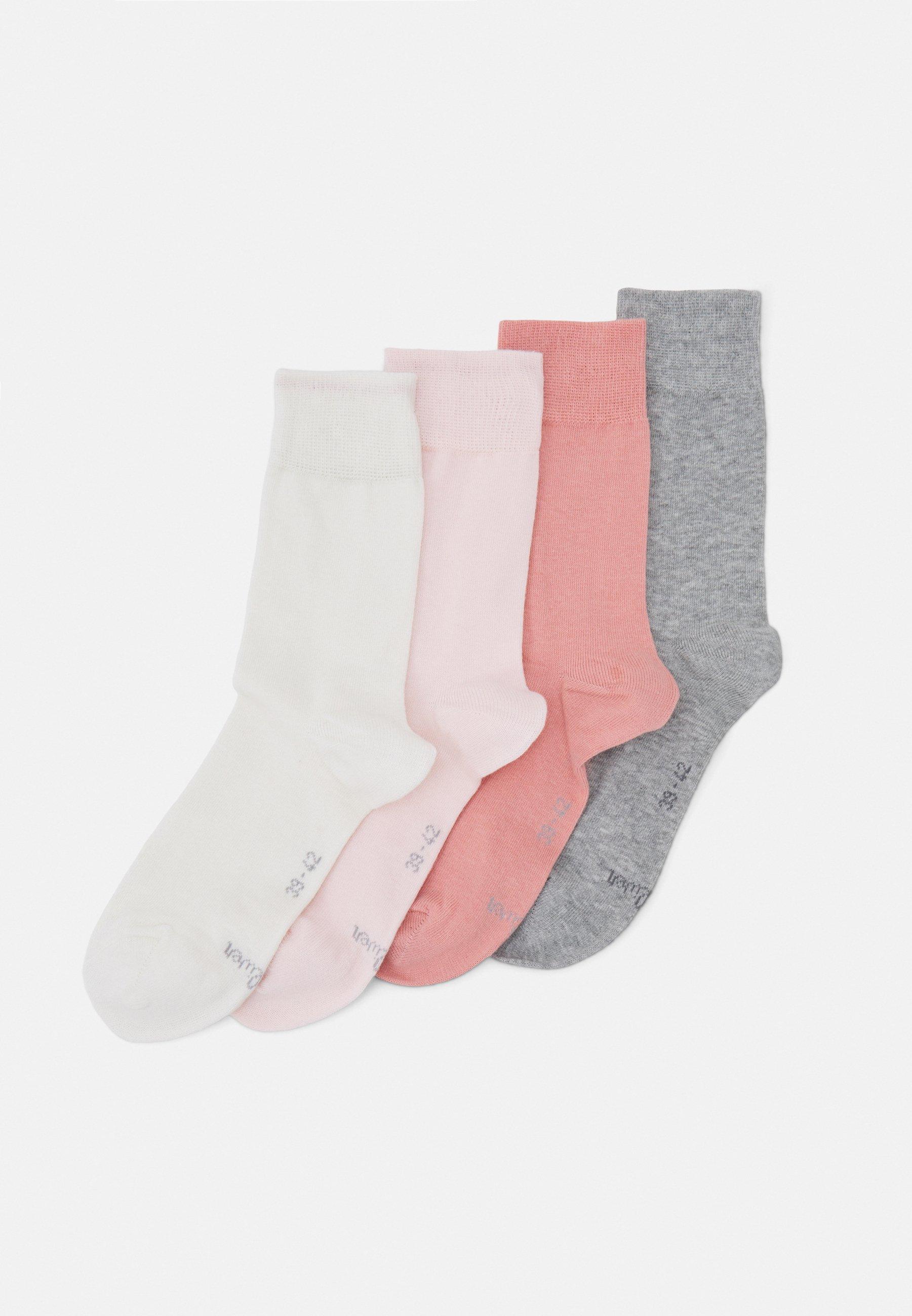 Women ONLINE ESSENTIAL SOCKS  UNISEX 8 PACK - Socks - rose