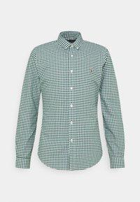 Polo Ralph Lauren - LONG SLEEVE SPORT SHIRT - Shirt - pine/white - 0