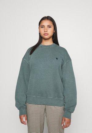 NELSON - Sweatshirt - eucalyptus